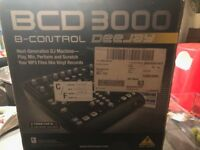 BETRINGER BCD3000 DJ CONTROLLER