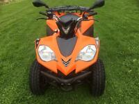 Eton vector 300cc automatic quad Atv px motor cross bike