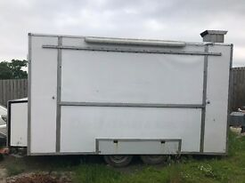 SNACK VAN FOR SALE