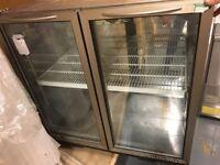 Williams double door bottle fridge