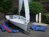 Lark Sailing Dinghy - Parker Mk 2 - For Sale