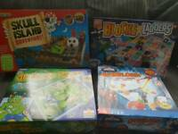 Children's games joblot