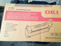 Oki Colour laser fuser unit