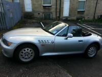 BMW Z3 1.9 ONLY 74K FROM NEW JUST HAD NEW MOT