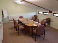 Small and large offices, workshops or consulting rooms with good communications