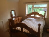 2 Double room plus 1 medium available 330p/m wifi and bill included