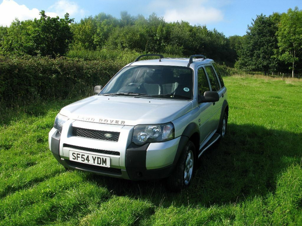 land rover freelander td4 se 04 54 plate in southwater. Black Bedroom Furniture Sets. Home Design Ideas