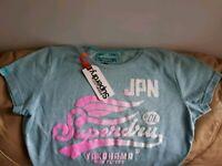 Superdry Aquamarine Tshirt