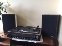Sanyo retro record player