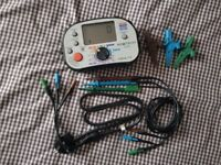 Kewtech kt63 multifunction electrical tester. Hardley used, excellent condition.