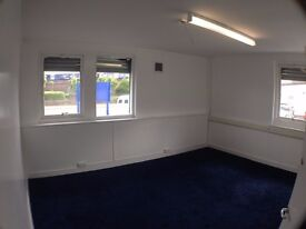 Serviced Offices to Let in PAISLEY, 200 sq feet to 450 sq feet, Recently refurbished
