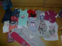 Girls clothes bundle 6-7 years