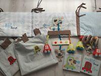 Boys Nursery Bundle