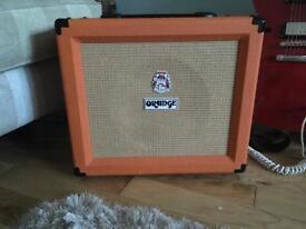 Orange crush 35RT amplifier