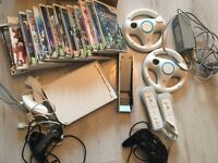 Nintendo Wii Bundle (Knowle, Bristol)