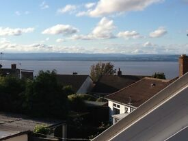 Massive double room and use of entire house with channel views available