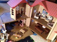 Sylvania Families Houses and Toys