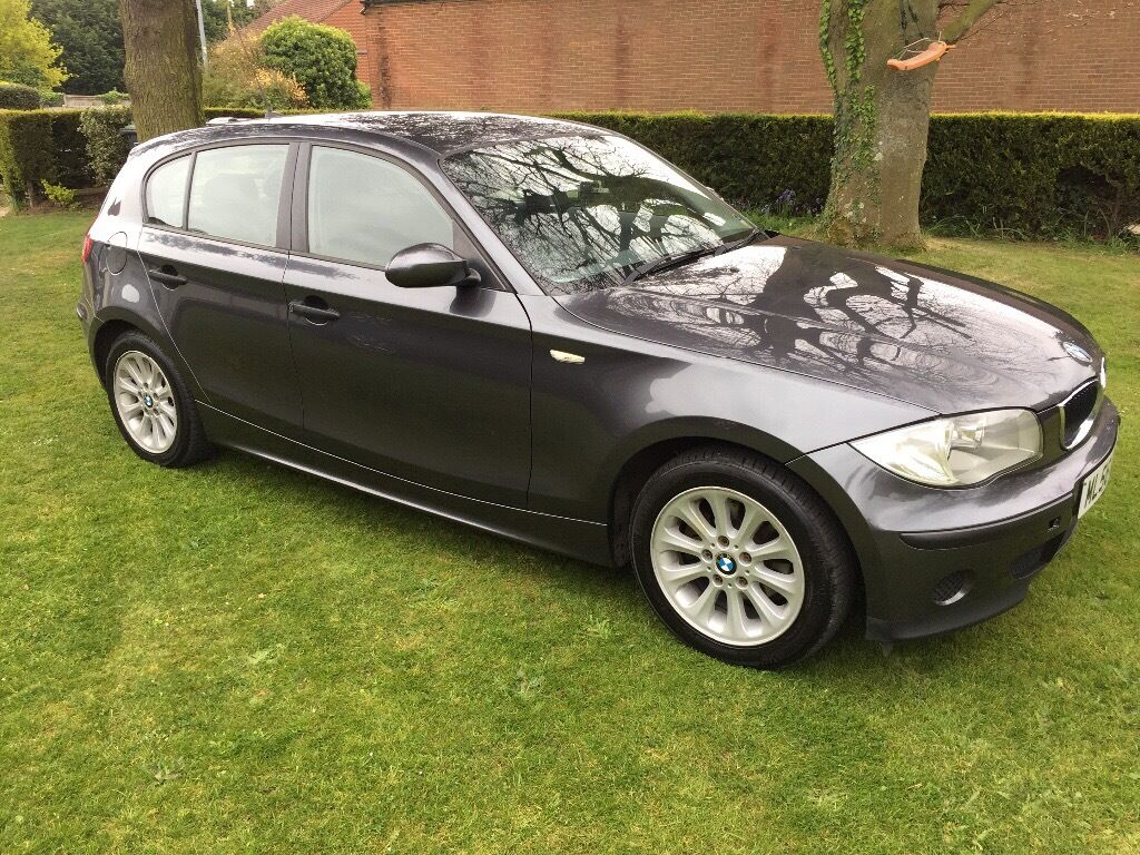 2006 56plate bmw 116i es 5 door hatchback with 6 speed manual gearbox 1 6 petrol in norwich. Black Bedroom Furniture Sets. Home Design Ideas