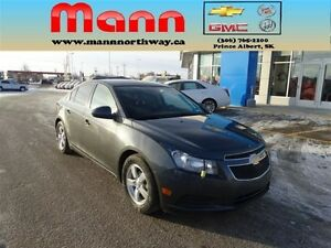 2013 Chevrolet Cruze LT Turbo - Pst paid, Remote start, Leather,