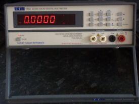 Thurlby Thandar Instruments 1604 Digital Multimeter