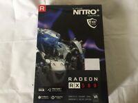 SAPPHIRE NITRO + RADEON RX 580 8GB Graphics Card