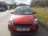 Ford Fiesta 1.25 style 5dr 2006 Manual Petrol Low Milage