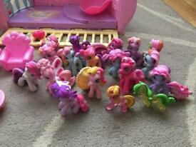 Lovely My Little Pony Toy Bundle