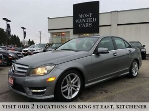 2013 Mercedes-Benz C-Class C300 | NO ACCIDENTS | SPORT | 4MATIC
