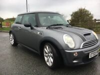 mini cooper supercharger low miles stunning car.