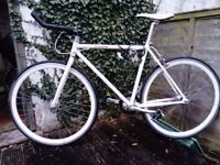 FIXED GEAR BICYCLE - PROJECT BIKE?