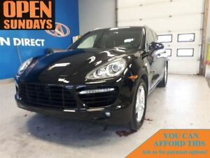 2013 Porsche Cayenne TURBO! NAVIGATION! SUNROOF! FINANCE NOW!