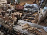 Shop Stock-Fairtrade Wooden and Assorted Items (wholesale)