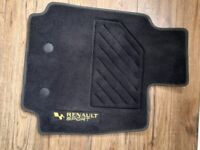 Renault clio sport mats