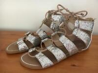 Brand new RIVER ISLAND sandals