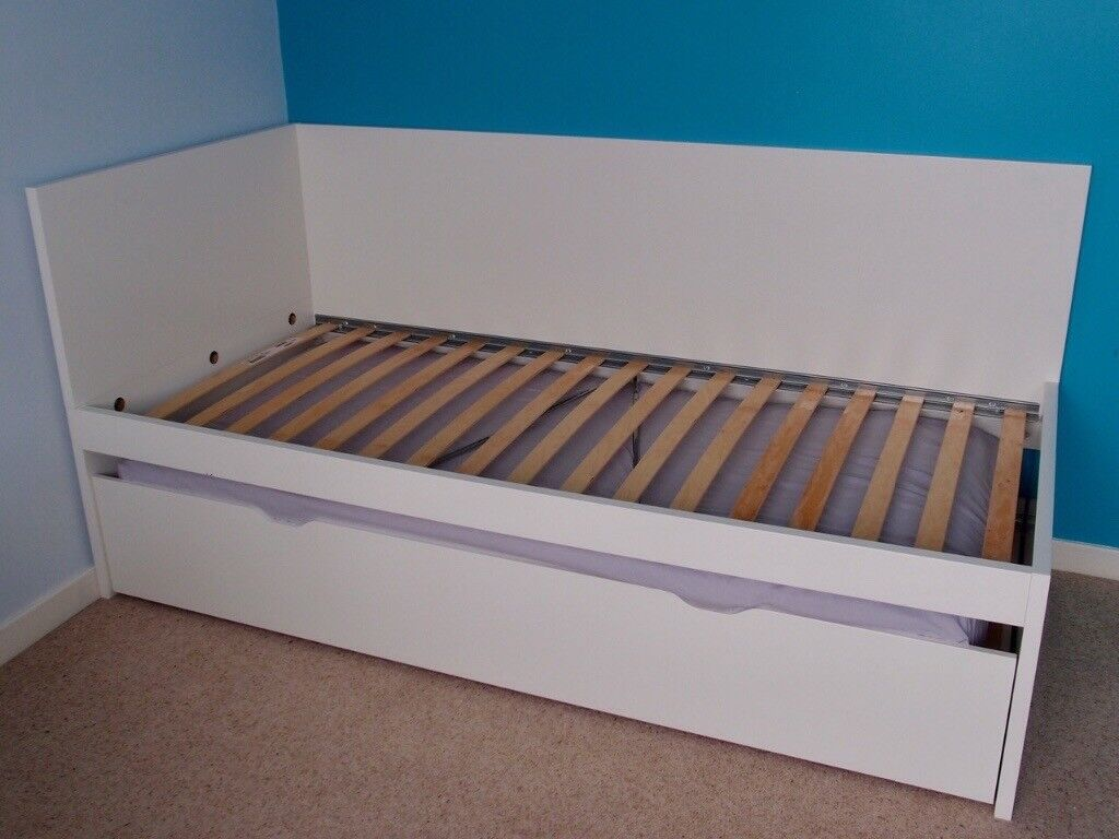 IKEA Flaxa single bed with pull out underbed | in Perth, Perth and