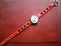 Ladies Vintage Wind Up Timex Great Britain Watch