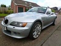 """BMW Z3 """""""" ONLY 53K"""""""" """"""""WIDE BODY"""""""" 1.9 IN GREAT CONDITION"""