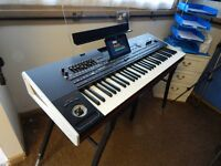 KORG PA4X IN MINT CONDITION