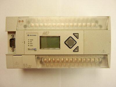 Allen-bradley 1766-l32bwa - Micrologix 1400 Plc Module Series B Used