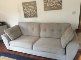 One Year Old 2 x Sofa with Armchair Set