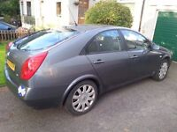 Nissan Primera for spares/repair