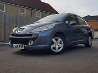 Peugeot 207 1.4 16v Sport 5dr (WARRANTED MILEAGE)