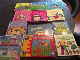 Books & Puzzle Bundle