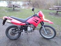 MZ SX 125 2003 MOT PROJECT/SPARES/REPAIRS