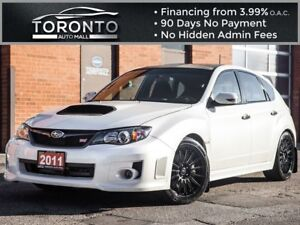 2011 Subaru Impreza WRX STi Sport-tech|Navi|leather|Sunroof|