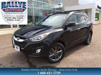 2015 Hyundai Tucson GLS - ONLY $145 BI-WEEKLY!