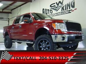 2014 Ford F-150 XLT-XTR / Lift / Rubber / Alloys / Financing