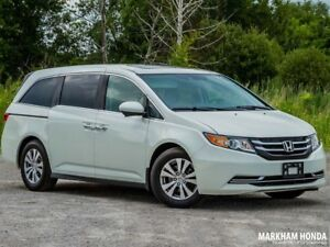 2014 Honda Odyssey EXL-Res - BACKUP CAMERA, BLIND-SPOT DISPLAY