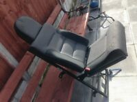 Iveco Daily 2012 passenger side single van seat