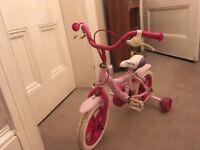 Girls bike 3-6years?